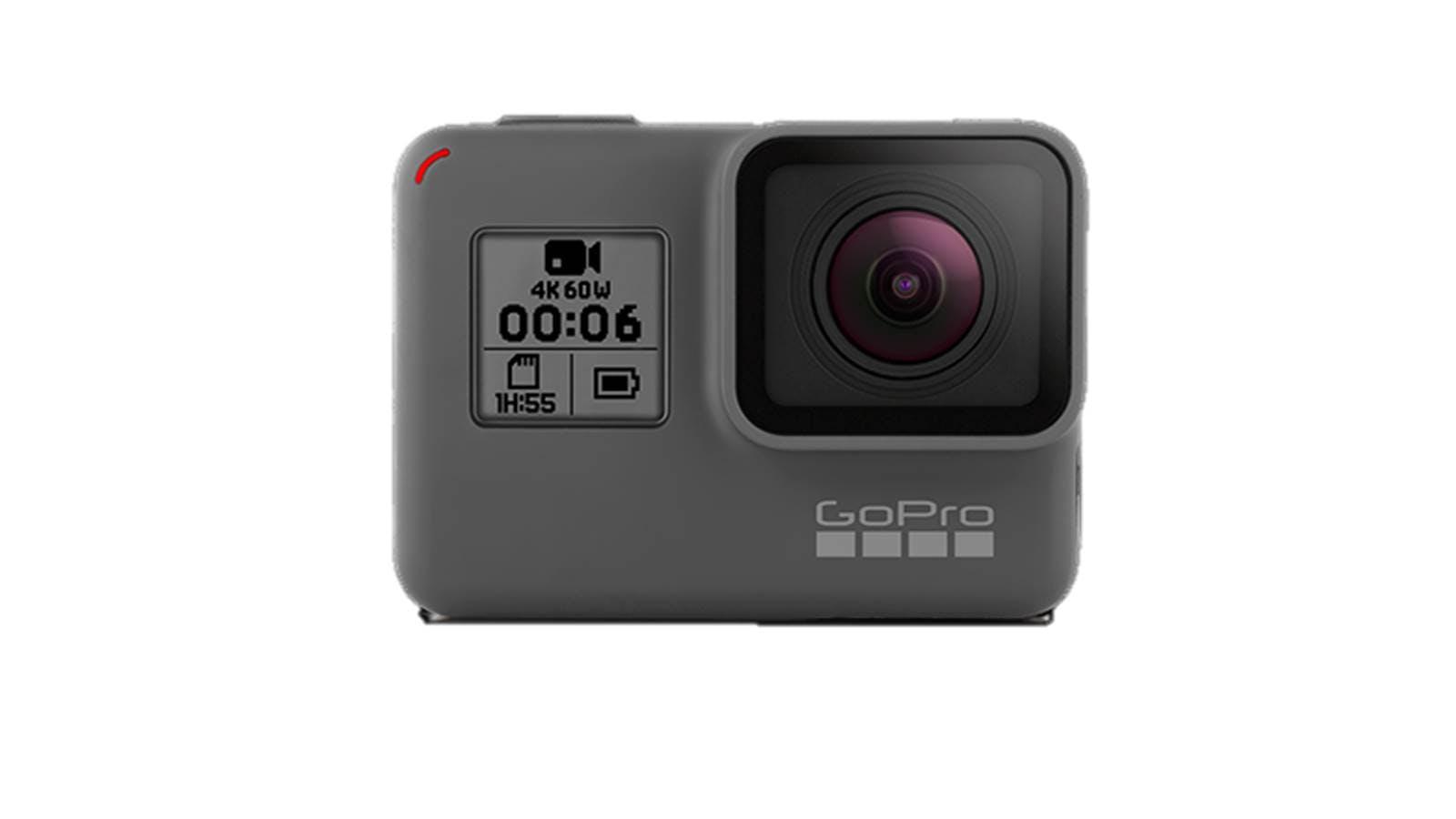 GoPro Hero6 Black Rental - Low cost Rentals from OER 9c1152d59559
